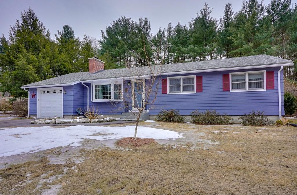 Sold – Single Family – 85 Crooked Spring Rd Chelmsford, MA 01863