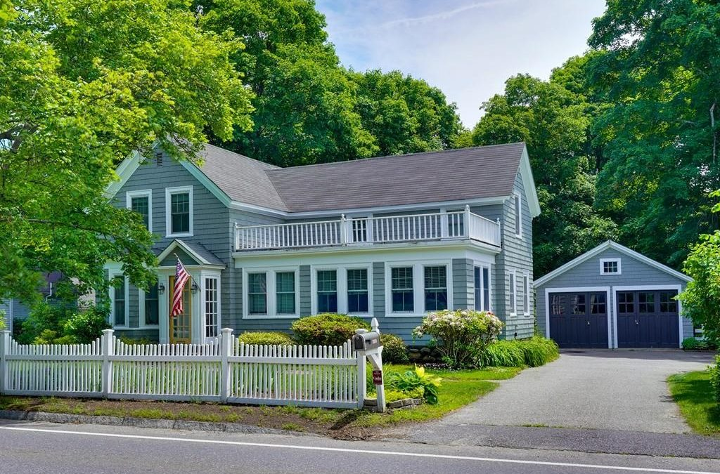 Single Family – 1869 Main St Concord, MA 01742