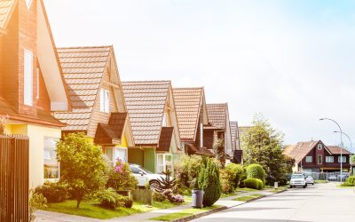 MOST DESIRABLE FEATURE FOR AMERICAN NEIGHBORHOODS