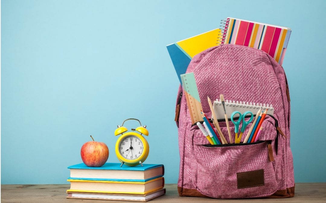 TIPS AND TRICKS TO DOMINATE THE NEW SCHOOL YEAR