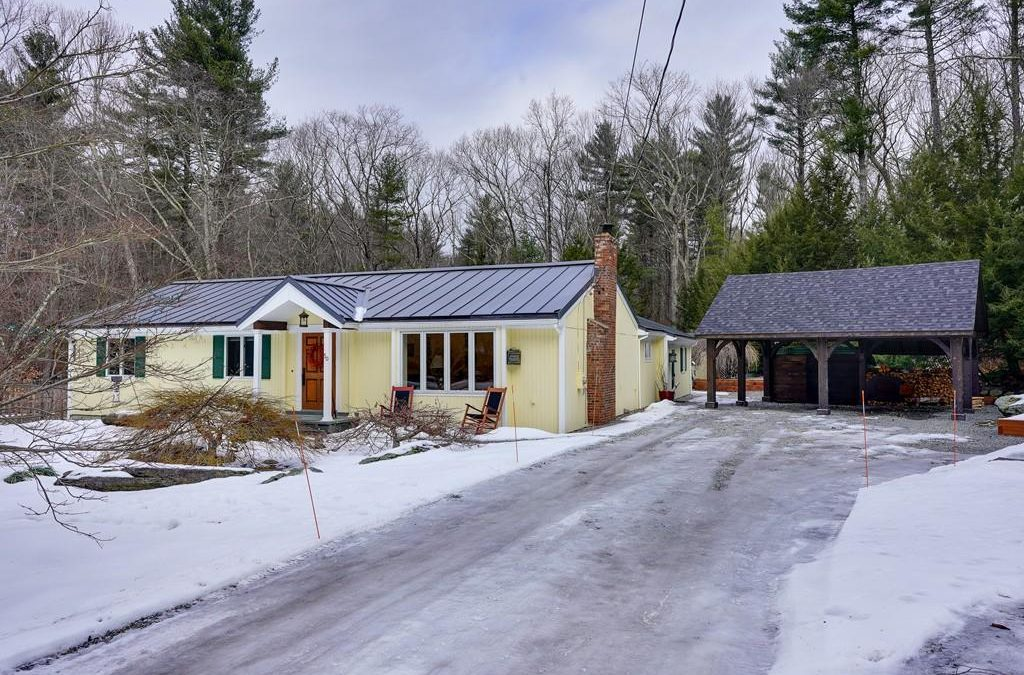 Single Family – 50 Heald Rd Carlisle, MA 01741