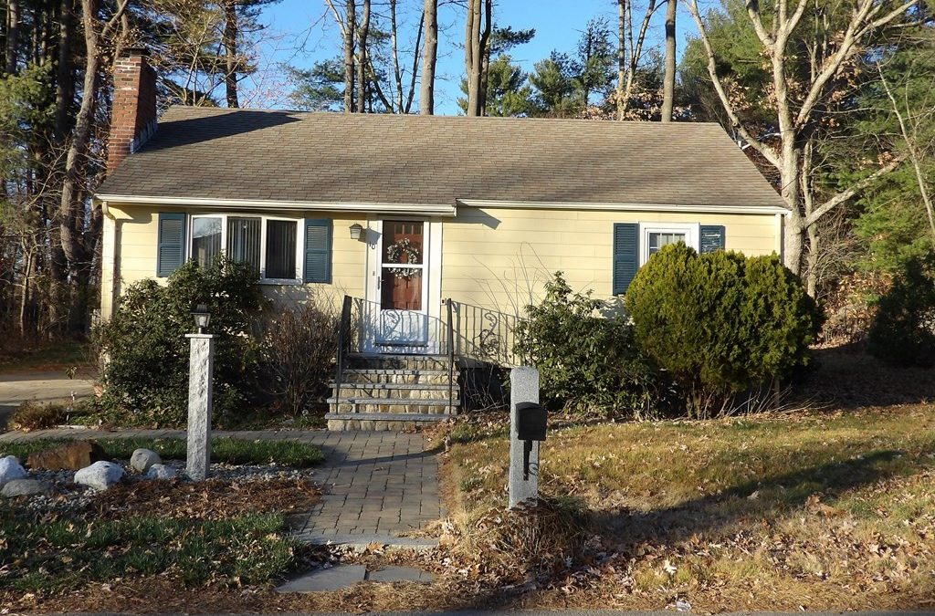 Single Family – 10 McHugh Ave, Billerica MA, 01821
